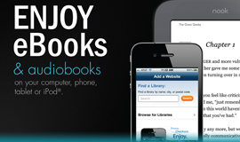 eBooks and eAudiobooks